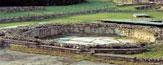 Römische Augrabungen in Montegrotto / Zum Vergrößern auf das Bild klicken