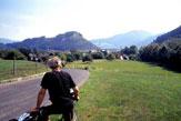 Radwandern im Murtal / Zum Vergrößern auf das Bild klicken