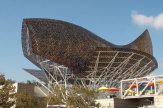 © 55PLUS Medien GmbH / Barcelona, Spanien - Architektur am Hafen / Zum Vergrößern auf das Bild klicken