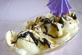 Bananeneis / Zum Vergrößern auf das Bild klicken