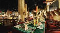 © Savoy-Group / Sharm el Sheikh, Ägypten - Caligula Hot Rock Restaurant / Zum Vergrößern auf das Bild klicken