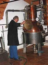 Destillerie Zweiger / Zum Vergrößern auf das Bild klicken