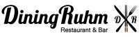 © DiningRuhm / Restaurant DiningRuhm_logo / Zum Vergrößern auf das Bild klicken