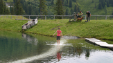 © 55PLUS Medien GmbH, Wien / Dorfgastein - Barfussweg / Zum Vergrößern auf das Bild klicken