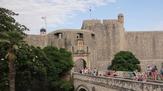 © 55PLUS Medien GmbH, Wien / Dubrovnik, Kroatien - Stadtmauer Altstadt / Zum Vergrößern auf das Bild klicken