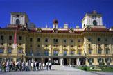Schloss Esterházy / Zum Vergrößern auf das Bild klicken