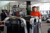 Foto © Edith Spitzer, Wien | www.55PLUS-magazin.net / Oxygen Wellness-Fitness-Medical, Budapest - Fitness / Zum Vergrößern auf das Bild klicken