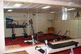 MS Dalmacija 2008 - Fitnessraum / Zum Vergrößern auf das Bild klicken