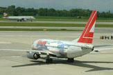 55PLUS Flugzeug / Zum Vergrößern auf das Bild klicken