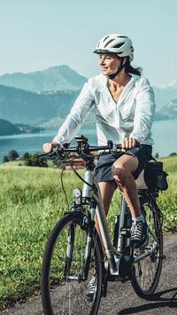 © Aktion Gesunder Rücken e.V. / Flyer Bikes / Zum Vergrößern auf das Bild klicken