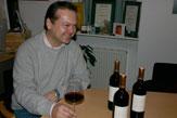 Weinbau Wieninger, Stammersdorf - Fritz Wieninger / Zum Vergrößern auf das Bild klicken