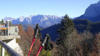 © 55PLUS Medien GmbH, Wien / Garmisch-Partenkirchen - Bergwandern / Zum Vergrößern auf das Bild klicken
