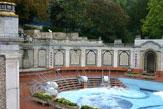 Budapest - Géllert-Bad, Wellenbad / Zum Vergrößern auf das Bild klicken
