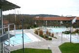 55PLUS Rottal-Terme, Gesundgarten - Aussenansicht / Zum Vergrößern auf das Bild klicken