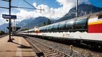 © Keystone / Dominik Baur / Gotthard Panorama Express