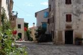 Grisignana, Kroatien - Künstlerdorf / Zum Vergrößern auf das Bild klicken