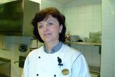 Schlosshotel Rosenau - Küchenchefin Heidemarie Melber / Zum Vergrößern auf das Bild klicken