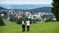 © Ferienland Schwarzwald / Schwarzwald, DE - Heilklimasteig Schönwald / Zum Vergrößern auf das Bild klicken