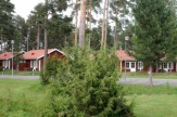 Mora, Schweden - Hotel Parken / Zum Vergrößern auf das Bild klicken