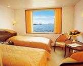 Hapag-Lloyd Kreuzfahrten - MS Columbus: Standardkabine / Zum Vergrößern auf das Bild klicken