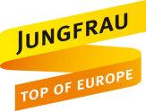 © Jungfraubahnen Management AG / Logo Jungfrau - top of europe / Zum Vergrößern auf das Bild klicken