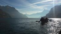 © Schwyz Tourismus / Schwyz - Kanufahren / Zum Vergrößern auf das Bild klicken