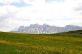 Seiser Alm, Südtirol / Zum Vergrößern auf das Bild klicken