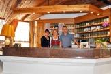 Posthotel Lamm in Kastelruth, Südtirol - Familie Trocker / Zum Vergrößern auf das Bild klicken