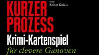© Gmeiner-Verlag GmbH / Krimi-Kartenspiel Kurzer Prozess_detail