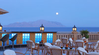 © Savoy-Group / Sharm el Sheikh, Ägypten - Terrasse / Zum Vergrößern auf das Bild klicken
