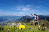� Liechtenstein Marketing / Wandern in Liechtenstein