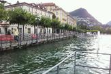 Foto © 55PLUS Medien GmbH, Wien / Lugano, Schweiz - Uferpromenade / Zum Vergrößern auf das Bild klicken