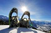 © Liechtenstein Marketing / Malbun, Liechtenstein - Schneeschuhwandern / Zum Vergrößern auf das Bild klicken