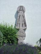 Marienkron, Burgenland - Namensgeberin / Zum Vergrößern auf das Bild klicken