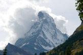 Zermatt im Wallis, Schweiz - Matterhorn / Zum Vergrößern auf das Bild klicken