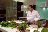 Toni M�rwald im Restaurant Zur Traube, Feuersbrunn / Zum Vergr��ern auf das Bild klicken