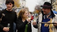 © NTG / steve.haider.com / Neusiedler See, Burgenland - Weinverkostung im Herbst / Zum Vergrößern auf das Bild klicken
