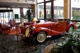 Bad Piestany, Slowakei - Oldtimer Ausstellung im Danubius Balnea Palace / Zum Vergrößern auf das Bild klicken
