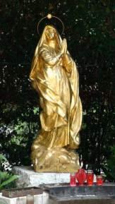 Foto © Edith Spitzer, Wien | www.55PLUS-magazin.net / Opatija, Kroatien - Mutter Gottes-Statue, Schutzpatron der Seeleute / Zum Vergrößern auf das Bild klicken