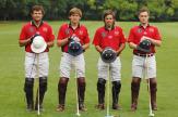 Polo-Mannschaft / Zum Vergrößern auf das Bild klicken