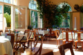 Hotel Schloss Ziethen, Kremmern - Restaurant Die Orangerie / Zum Vergrößern auf das Bild klicken