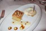 Foto © Edith Spitzer, Wien | 55PLUS Medien GmbH / Restaurant Castell, Wernberg - Nachtisch / Zum Vergrößern auf das Bild klicken
