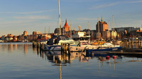 © Hansestadt Rostock / Angelika Heim / Rostock, DE - Stadthafen / Zum Vergrößern auf das Bild klicken