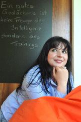 © Ruth Klauss, privat / Ruth Klauss, Lern- und Gedächtnistrainerin / Zum Vergrößern auf das Bild klicken