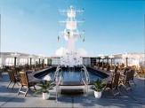 Hapag-Lloyd Kreuzfahrten - MS Columbus: Pool / Zum Vergrößern auf das Bild klicken
