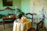 Kleines Schloss im Park Babelsberg, Potsdam - Salon / Zum Vergrößern auf das Bild klicken