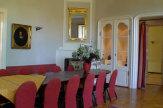 Hotel Schloss Ziethen, Kremmern - Salon / Zum Vergrößern auf das Bild klicken