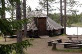 Arvidsjaur, Schweden - Batsuoj-Samen-Center / Zum Vergrößern auf das Bild klicken