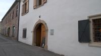 55PLUS Medien GmbH / Radgonske Gorice Gebäudefront, Gornja Radgona / Zum Vergrößern auf das Bild klicken