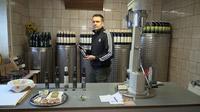 55PLUS Medien GmbH / Gorazd Kocbek, Ölmühle Kocbek, Sveti Jurij / Zum Vergrößern auf das Bild klicken